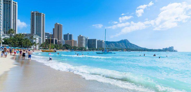 ハワイの天職