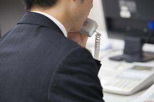 電話 対応