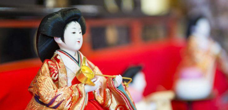 桃の節句の意味と由来 ひな祭りの人形を飾る期間と食べ物の解説