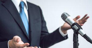 スピーチの5つのコツと注意点 役立つBIGPR法とMAP法の解説