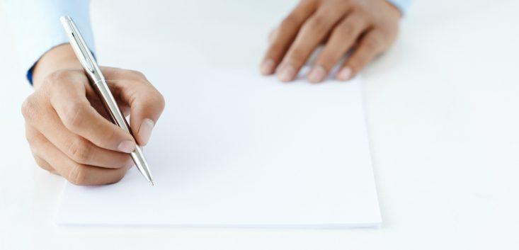 履歴書の下書きはするべきか 下書きする際のポイント 注意点の解説